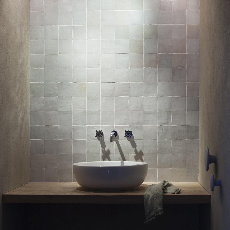 Salle De Bain Zellige Bleu ~ awesome salle de bain zellige noir idees photos et id es