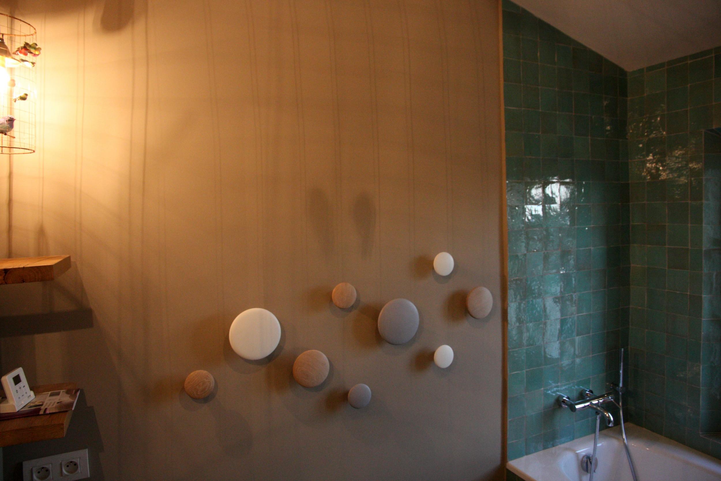 Meuble Salle De Bain Bianco Avis ~ Mur Salle De Bain En Zellige Art Et Sud D Co